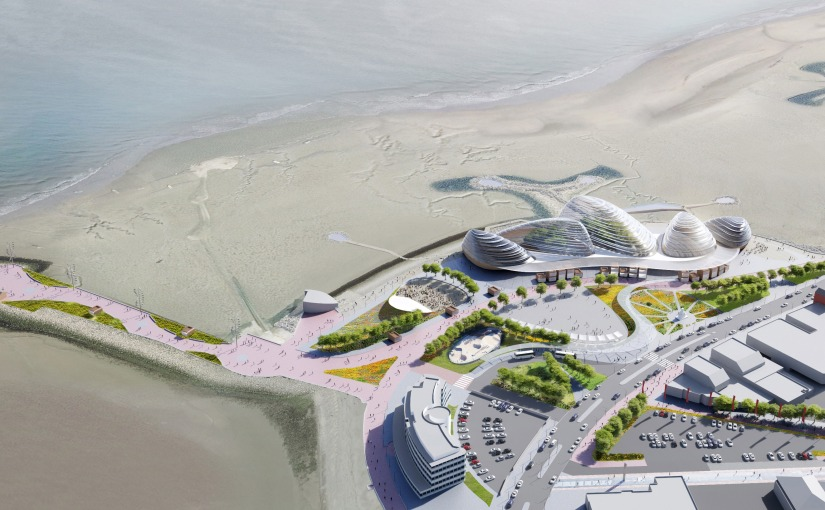 £80m Eden Project North set to open in Morecambe in2022