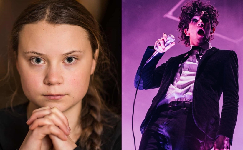 Greta Thunberg contributes stirring monologue to The 1975's latest track